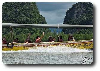 Gita a Phang Nga Bay