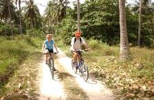 Ban Raya Mountain bike