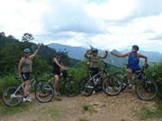 Khao Sok biking overnight trip
