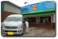 Minibus Easy Day Thailand