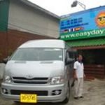 Easy Day Thailand Minivan