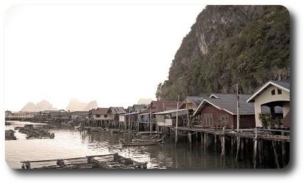 Panyee Sea Gypsy Village