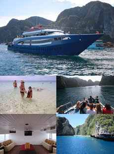 Phuket Tour to Phi Phi Island - Snorkelling and Sightseeing Tour