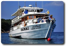 Affitto barca privata - Saimai