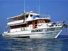 MV Sai Mai Overnights & Liveaboard charter cruises