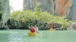 Canoe a Phang Nga