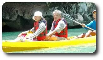 Sea Kayak Phang Nga Bay