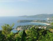 Belvedere Kata View Point, Phuket Thailandia