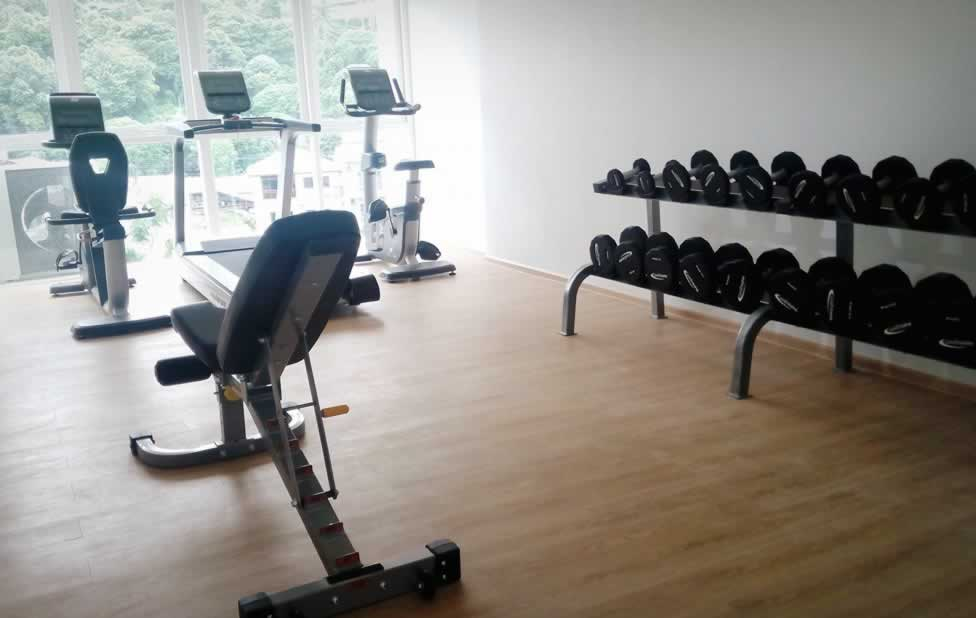 The Gym at Ozone