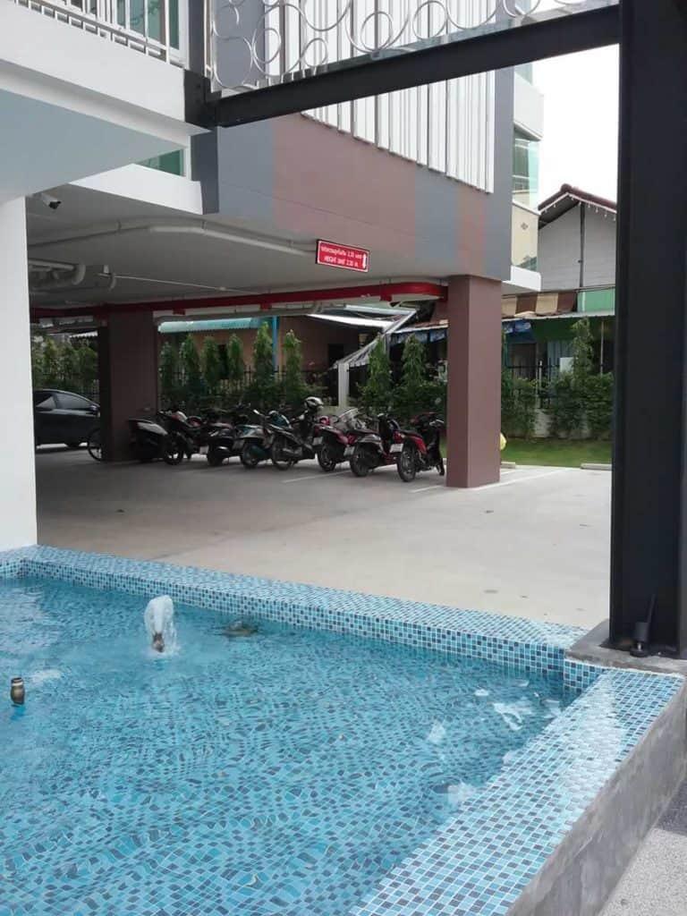 Ozone Condotel Kata parking