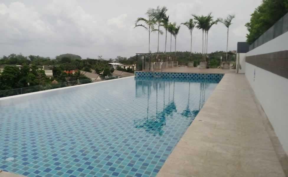 Ozone Roof Top Pool