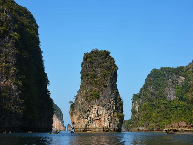 Phang Nga Bay Koh Hong Island Tour