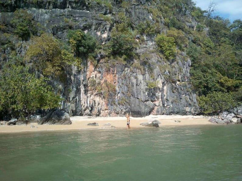 Phang Nga Bay Koh Hong - Koh La Na