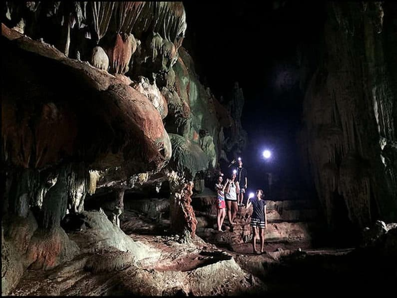 Cave Exploration in Phang Nga bay