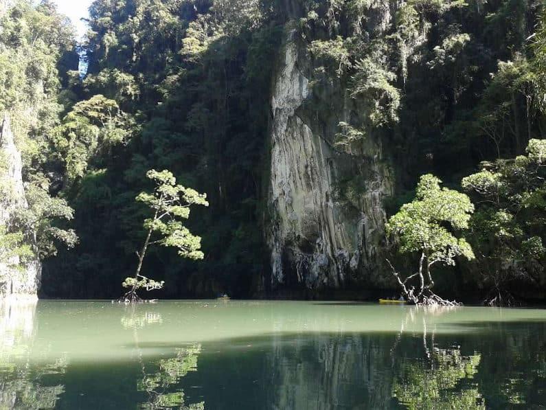 Secret Hongs in Phang Nga bay