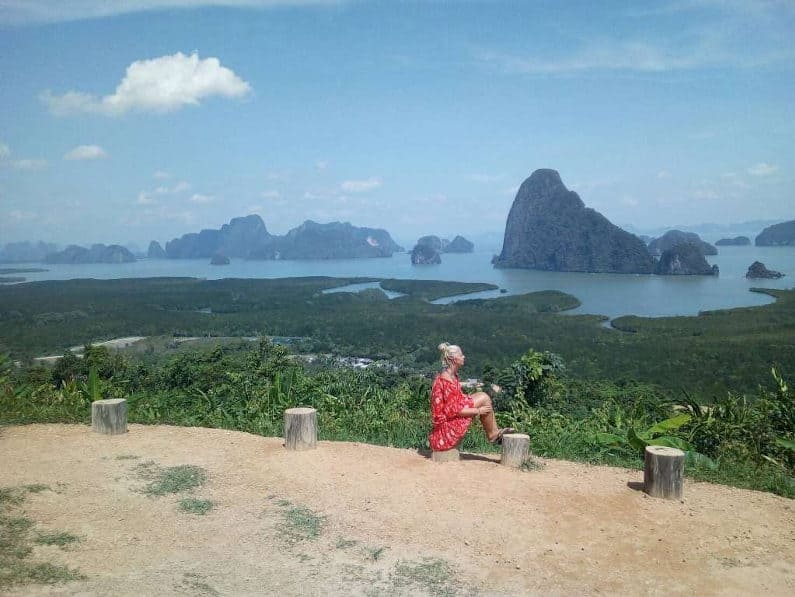 Private Phuket Sea Canoe Tour - Samet Nangshe View Point