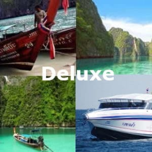 Easy Day Thailand - Phi Phi Island Tour Speedboat