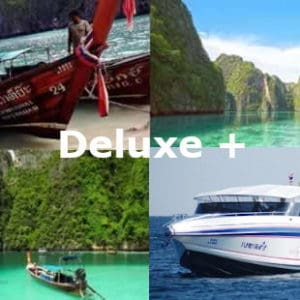 Easy Day Thailand - Phi Phi Island Tour Speedboat deluxe