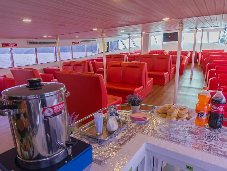 Phi Phi Ferry 1st Class