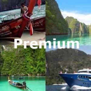 Phi Phi Island Tour - Premium