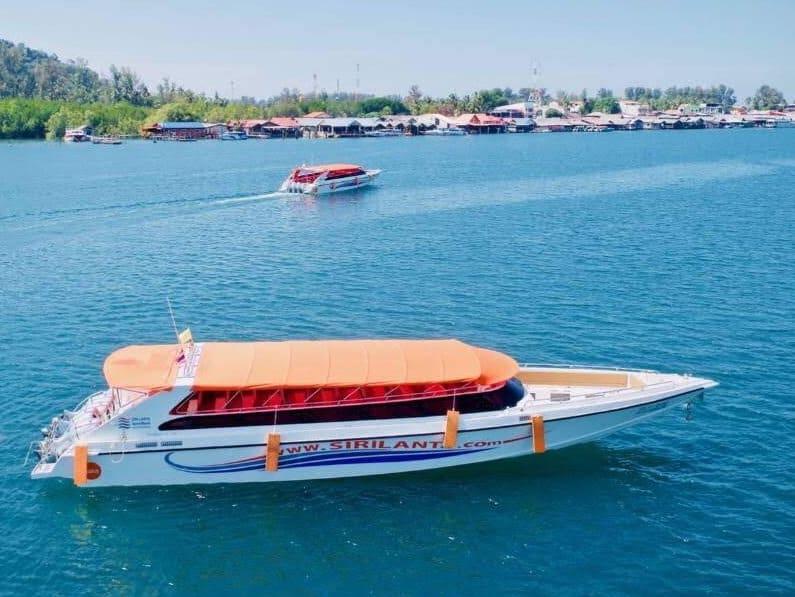 Phi Phi Speedboat Shuttle