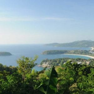 Phuket Sightseeing - Kata View Point