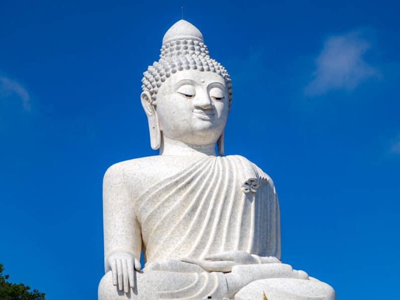 Big Buddha visited with Phuket Sightseeing Tours