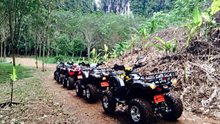 Krabi Activities - ATV Krabi Adventures