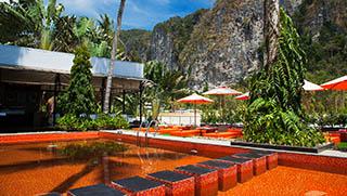 Krabi Hotels - Ao Nang Paradise Resort