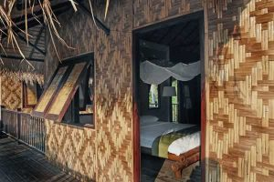 Bamboo Cottage room - Wareerak Hot Spring Retreat