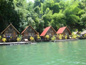 Floating Resort Kanchanaburi