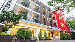 Bangkok Hotels - Hotel de Bangkok