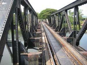 Kanchanaburi Bridge River Kwai