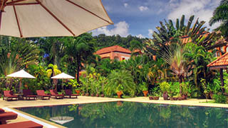 Khao Lak Hotels - Khao Lak Palm Hill Resort