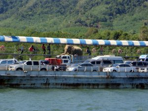 Car Ferry Koh Lanta