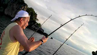Krabi Activities - Krabi Fishing Tours