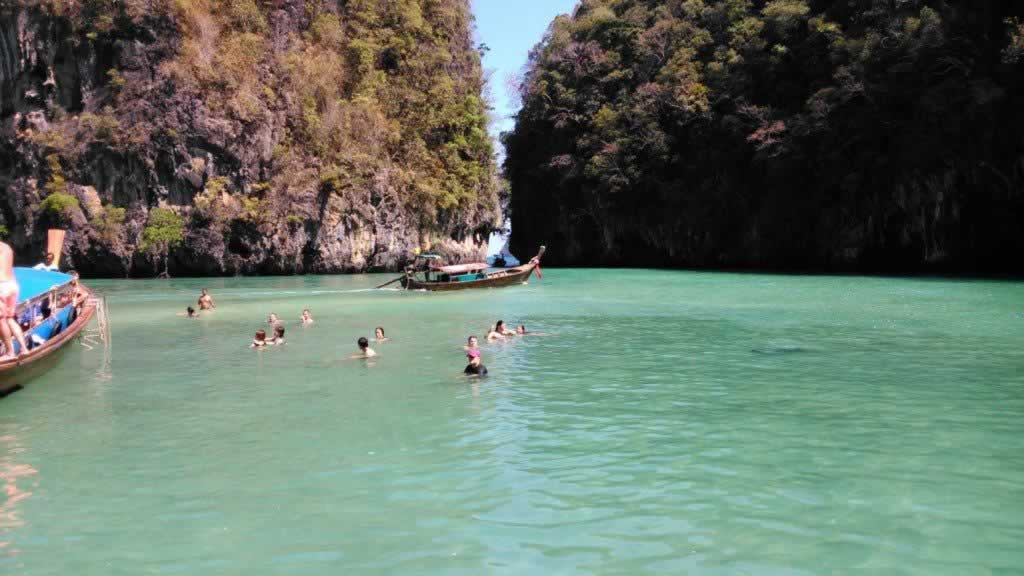 Krabi Hong Island Tour