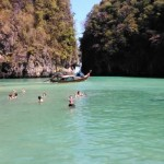 Krabi Tours to Hong Island