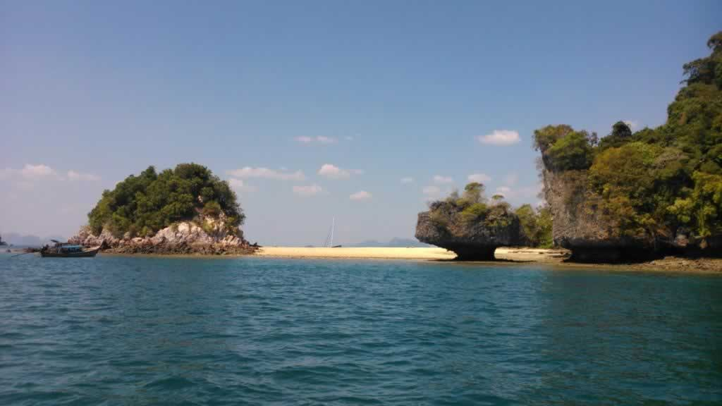 Krabi Hong Island Tour - Pakbia Island