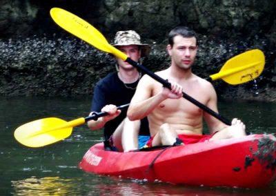 Krabi Kayaking Tours borthor