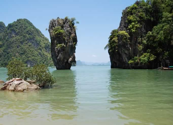 Phang Nga Bay Sightseeing Tour