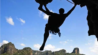 Krabi Activities - Krabi Rock Climbing