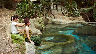 Krabi Activities - Krabi Spa and Hot Springs
