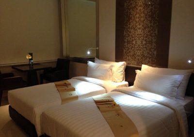 Mandarin Hotel Bangkok - Deluxe Room