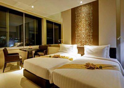Mandarin Hotel Bangkok - Grand Suite