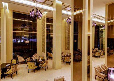 Mandarin Hotel Bangkok Lobby