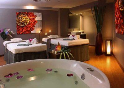 Mandarin Hotel Bangkok - Spa Room