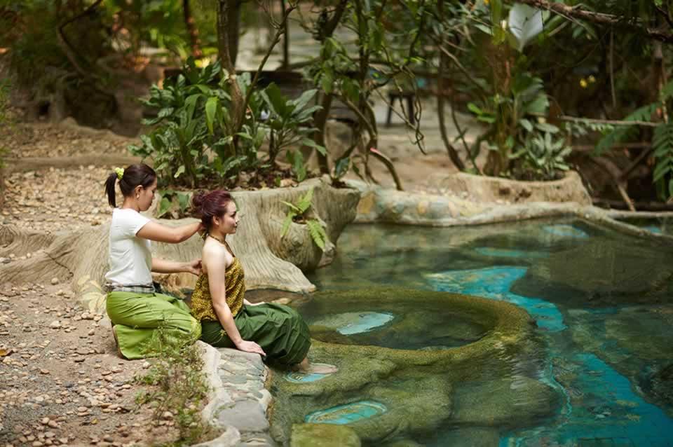 Nature - Waree Raksa Hot Spring Spa