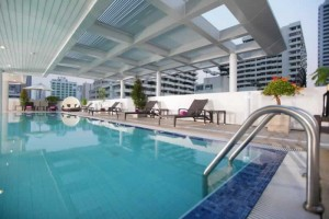 Phachara Suites Sukhumvit - Roof Top Pool