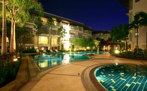 Park 9 Apartments Bangkok